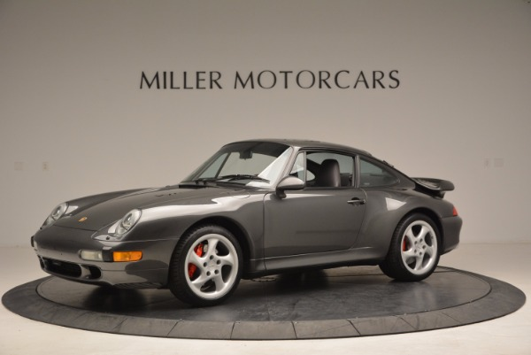 Used 1996 Porsche 911 Turbo for sale Sold at Aston Martin of Greenwich in Greenwich CT 06830 2