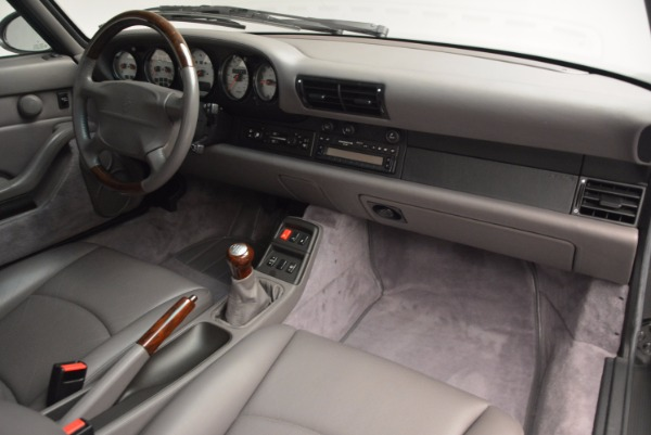 Used 1996 Porsche 911 Turbo for sale Sold at Aston Martin of Greenwich in Greenwich CT 06830 22
