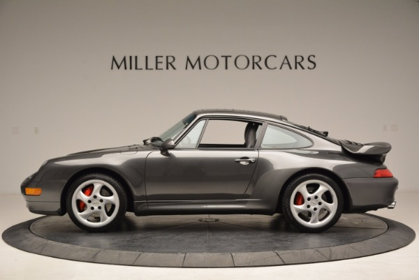 Used 1996 Porsche 911 Turbo for sale Sold at Aston Martin of Greenwich in Greenwich CT 06830 3