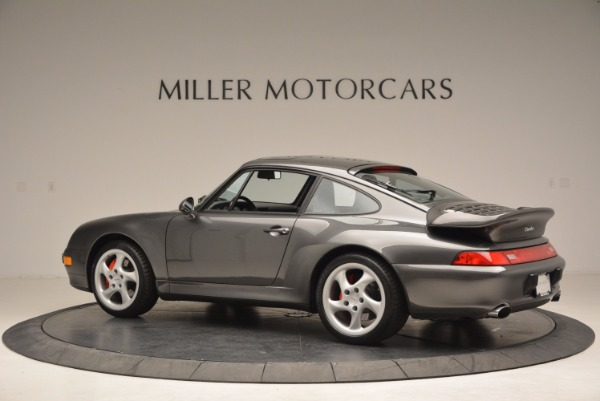 Used 1996 Porsche 911 Turbo for sale Sold at Aston Martin of Greenwich in Greenwich CT 06830 4