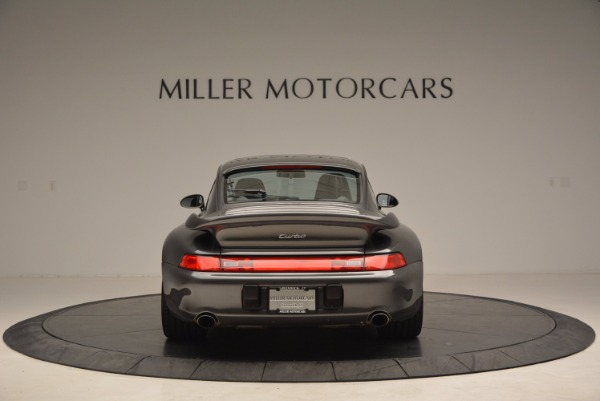 Used 1996 Porsche 911 Turbo for sale Sold at Aston Martin of Greenwich in Greenwich CT 06830 6