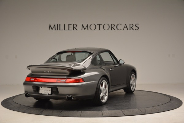 Used 1996 Porsche 911 Turbo for sale Sold at Aston Martin of Greenwich in Greenwich CT 06830 7