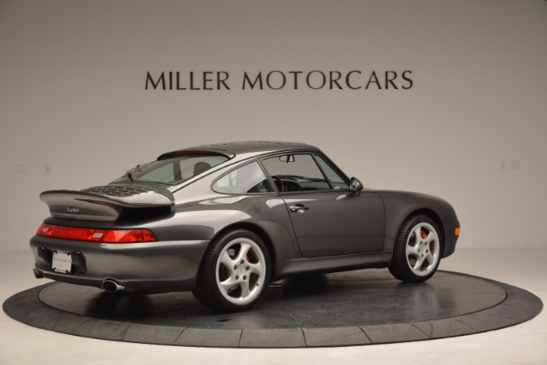 Used 1996 Porsche 911 Turbo for sale Sold at Aston Martin of Greenwich in Greenwich CT 06830 8