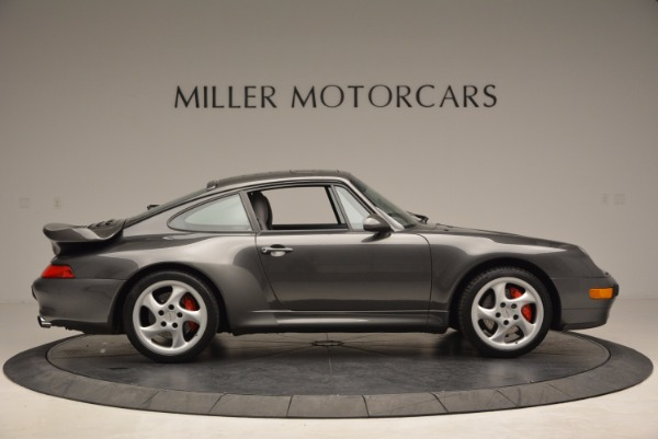 Used 1996 Porsche 911 Turbo for sale Sold at Aston Martin of Greenwich in Greenwich CT 06830 9