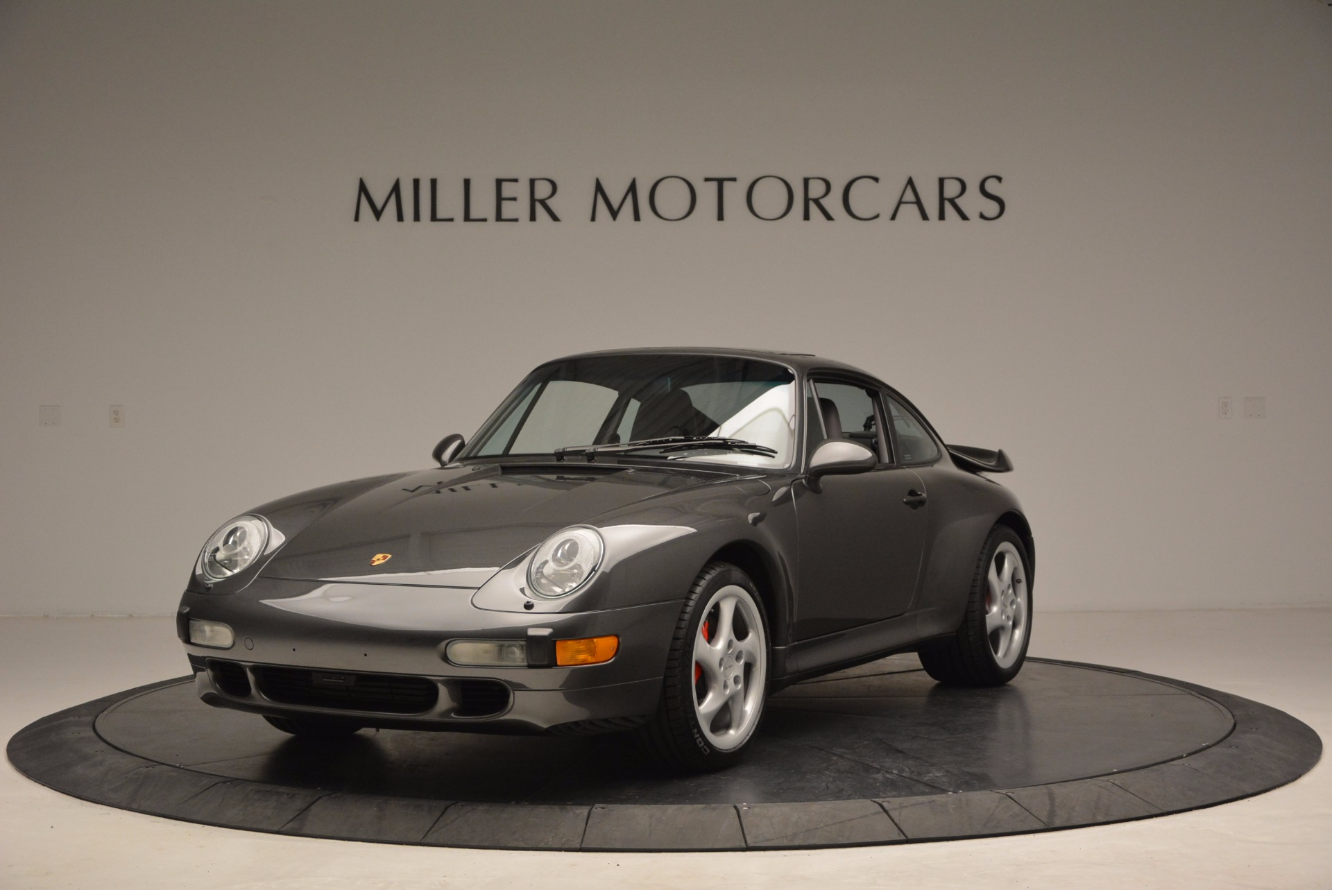 Used 1996 Porsche 911 Turbo for sale Sold at Aston Martin of Greenwich in Greenwich CT 06830 1