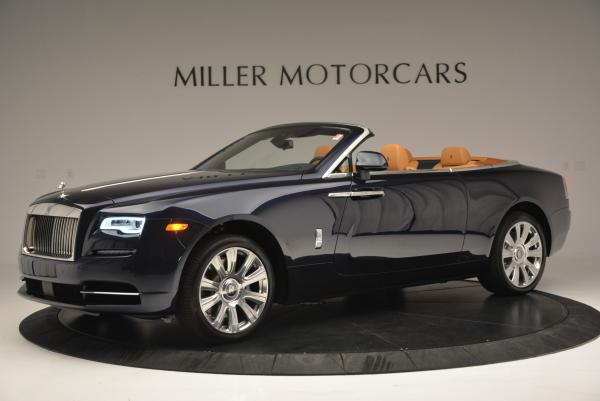 New 2016 Rolls-Royce Dawn for sale Sold at Aston Martin of Greenwich in Greenwich CT 06830 2