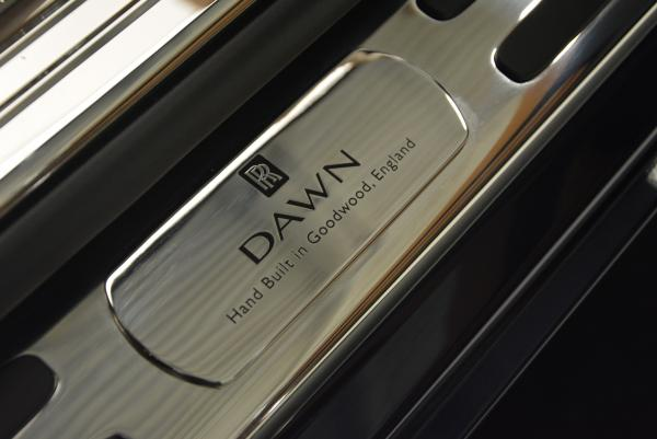 New 2016 Rolls-Royce Dawn for sale Sold at Aston Martin of Greenwich in Greenwich CT 06830 20