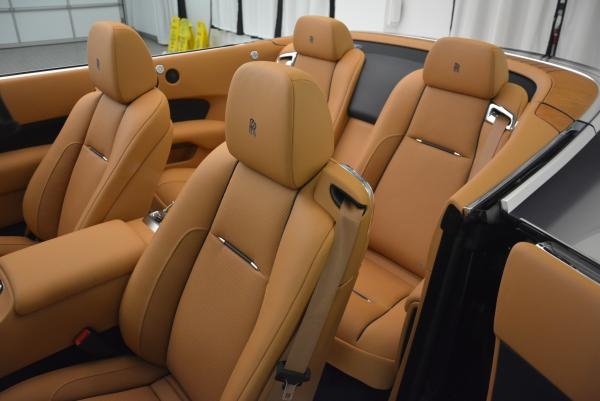 New 2016 Rolls-Royce Dawn for sale Sold at Aston Martin of Greenwich in Greenwich CT 06830 23