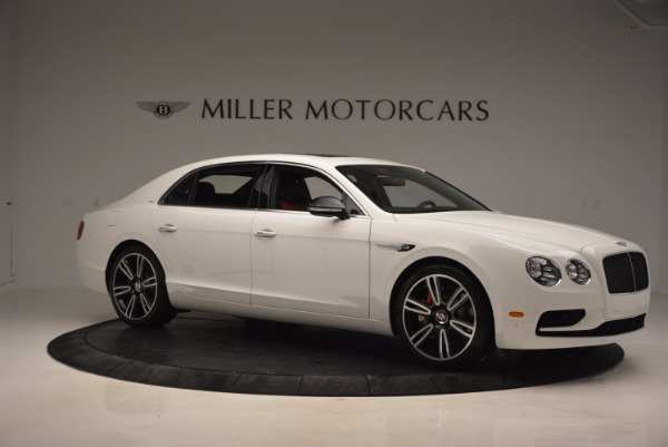 New 2017 Bentley Flying Spur V8 S for sale Sold at Aston Martin of Greenwich in Greenwich CT 06830 10