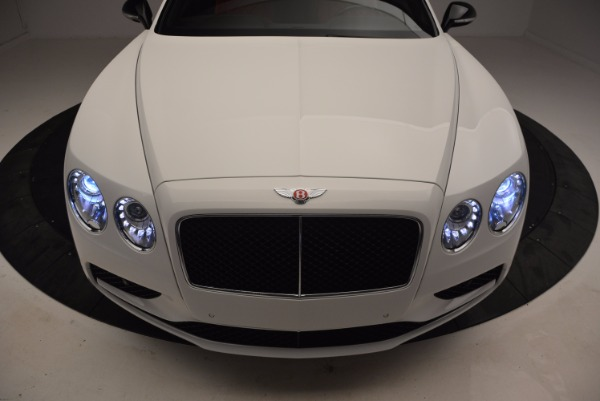 New 2017 Bentley Flying Spur V8 S for sale Sold at Aston Martin of Greenwich in Greenwich CT 06830 14