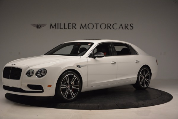 New 2017 Bentley Flying Spur V8 S for sale Sold at Aston Martin of Greenwich in Greenwich CT 06830 2