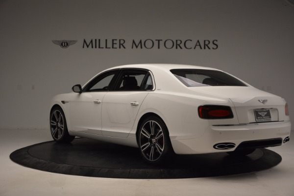 New 2017 Bentley Flying Spur V8 S for sale Sold at Aston Martin of Greenwich in Greenwich CT 06830 4