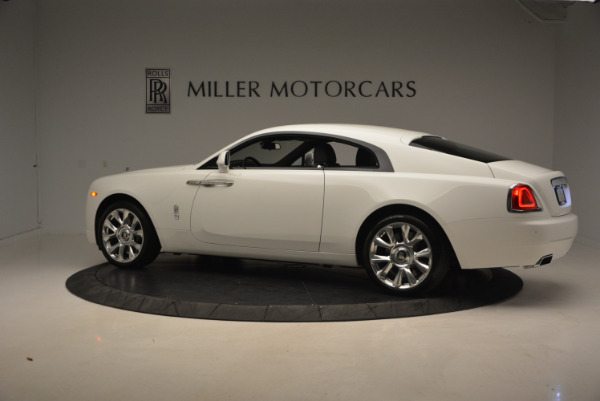New 2017 Rolls-Royce Wraith for sale Sold at Aston Martin of Greenwich in Greenwich CT 06830 4