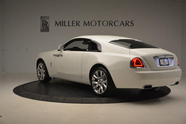 New 2017 Rolls-Royce Wraith for sale Sold at Aston Martin of Greenwich in Greenwich CT 06830 5