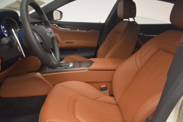 Used 2017 Maserati Quattroporte SQ4 for sale $53,900 at Aston Martin of Greenwich in Greenwich CT 06830 14