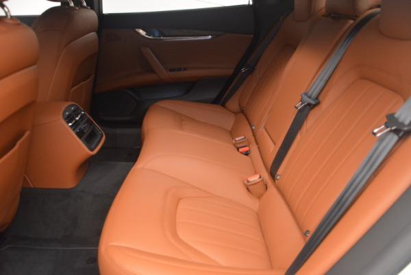 Used 2017 Maserati Quattroporte SQ4 for sale $53,900 at Aston Martin of Greenwich in Greenwich CT 06830 18