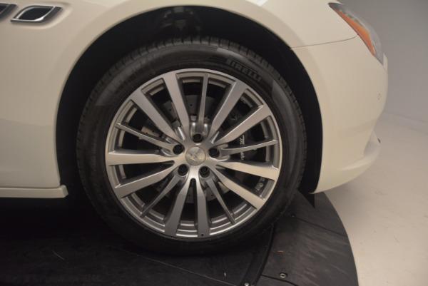 Used 2017 Maserati Quattroporte SQ4 for sale $53,900 at Aston Martin of Greenwich in Greenwich CT 06830 25