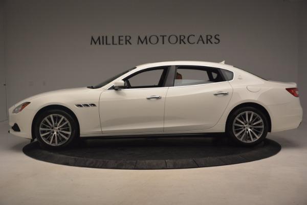 Used 2017 Maserati Quattroporte SQ4 for sale $53,900 at Aston Martin of Greenwich in Greenwich CT 06830 3