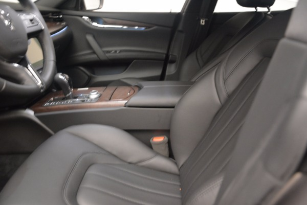 New 2017 Maserati Quattroporte SQ4 for sale Sold at Aston Martin of Greenwich in Greenwich CT 06830 14