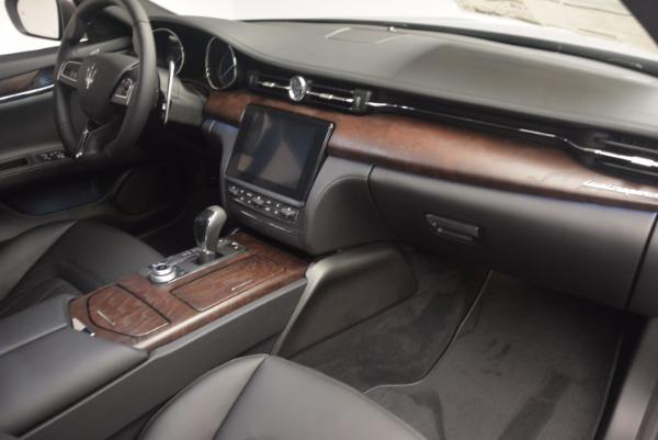 New 2017 Maserati Quattroporte SQ4 for sale Sold at Aston Martin of Greenwich in Greenwich CT 06830 22
