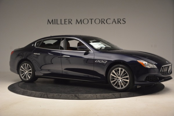 New 2017 Maserati Quattroporte S Q4 for sale Sold at Aston Martin of Greenwich in Greenwich CT 06830 10