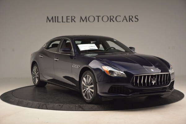 New 2017 Maserati Quattroporte S Q4 for sale Sold at Aston Martin of Greenwich in Greenwich CT 06830 11