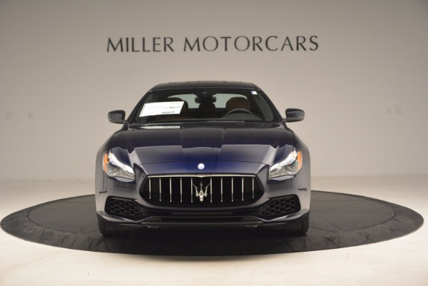New 2017 Maserati Quattroporte S Q4 for sale Sold at Aston Martin of Greenwich in Greenwich CT 06830 12