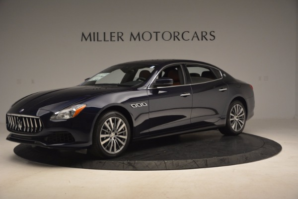 New 2017 Maserati Quattroporte S Q4 for sale Sold at Aston Martin of Greenwich in Greenwich CT 06830 2