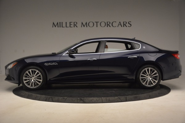 New 2017 Maserati Quattroporte S Q4 for sale Sold at Aston Martin of Greenwich in Greenwich CT 06830 3