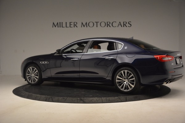 New 2017 Maserati Quattroporte S Q4 for sale Sold at Aston Martin of Greenwich in Greenwich CT 06830 4