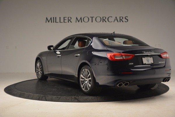 New 2017 Maserati Quattroporte S Q4 for sale Sold at Aston Martin of Greenwich in Greenwich CT 06830 5