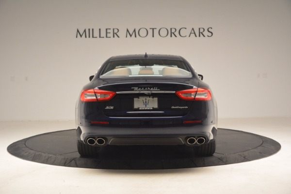 New 2017 Maserati Quattroporte S Q4 for sale Sold at Aston Martin of Greenwich in Greenwich CT 06830 6