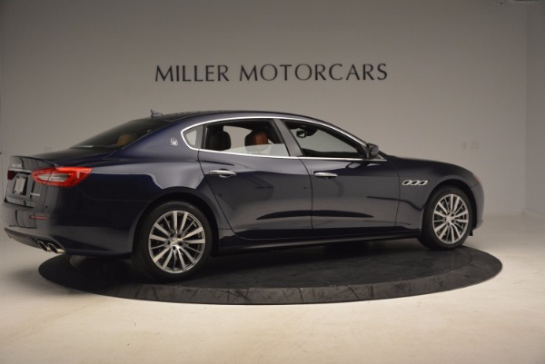 New 2017 Maserati Quattroporte S Q4 for sale Sold at Aston Martin of Greenwich in Greenwich CT 06830 8