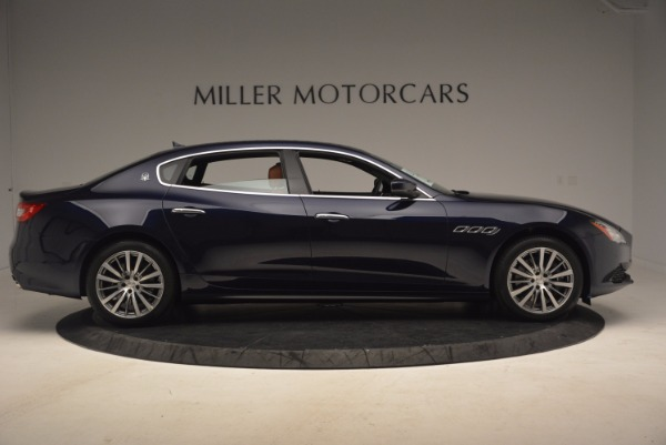New 2017 Maserati Quattroporte S Q4 for sale Sold at Aston Martin of Greenwich in Greenwich CT 06830 9
