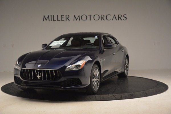 New 2017 Maserati Quattroporte S Q4 for sale Sold at Aston Martin of Greenwich in Greenwich CT 06830 1