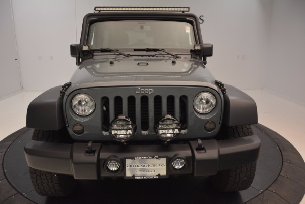 Used 2014 Jeep Wrangler Unlimited Sport for sale Sold at Aston Martin of Greenwich in Greenwich CT 06830 28