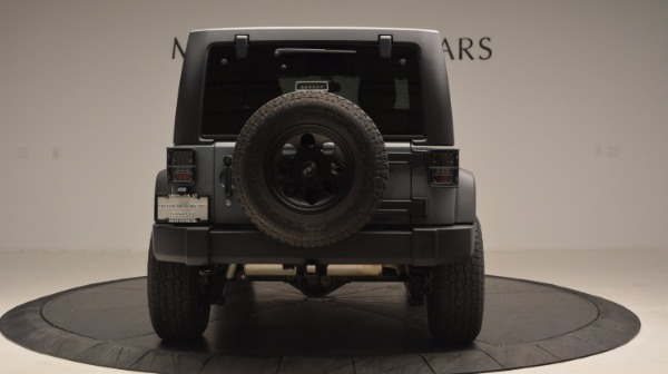Used 2014 Jeep Wrangler Unlimited Sport for sale Sold at Aston Martin of Greenwich in Greenwich CT 06830 7