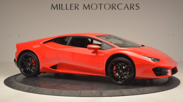 Used 2016 Lamborghini Huracan LP 580-2 for sale Sold at Aston Martin of Greenwich in Greenwich CT 06830 10