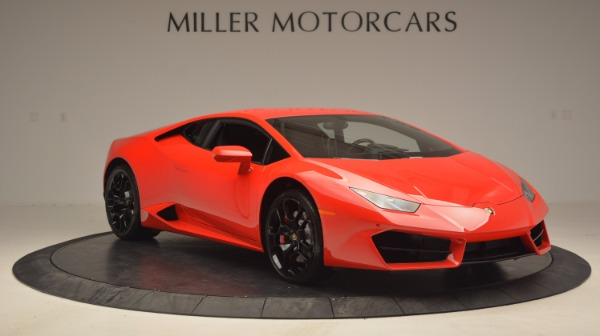 Used 2016 Lamborghini Huracan LP 580-2 for sale Sold at Aston Martin of Greenwich in Greenwich CT 06830 11