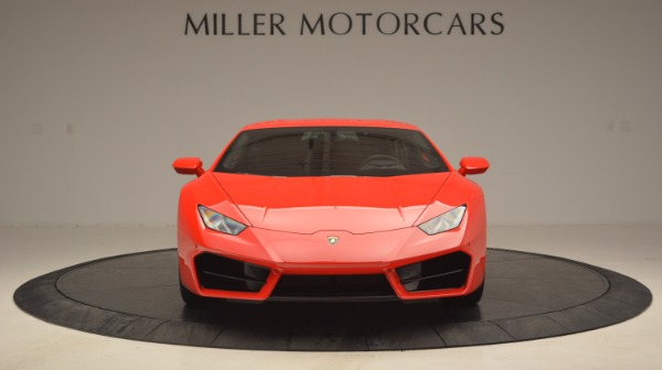 Used 2016 Lamborghini Huracan LP 580-2 for sale Sold at Aston Martin of Greenwich in Greenwich CT 06830 12