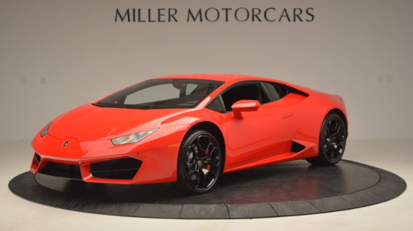 Used 2016 Lamborghini Huracan LP 580-2 for sale Sold at Aston Martin of Greenwich in Greenwich CT 06830 2