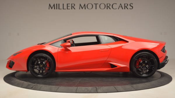 Used 2016 Lamborghini Huracan LP 580-2 for sale Sold at Aston Martin of Greenwich in Greenwich CT 06830 3