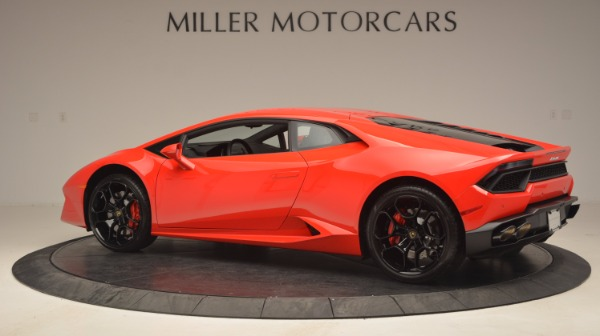 Used 2016 Lamborghini Huracan LP 580-2 for sale Sold at Aston Martin of Greenwich in Greenwich CT 06830 4