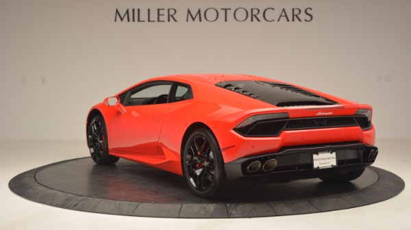 Used 2016 Lamborghini Huracan LP 580-2 for sale Sold at Aston Martin of Greenwich in Greenwich CT 06830 5