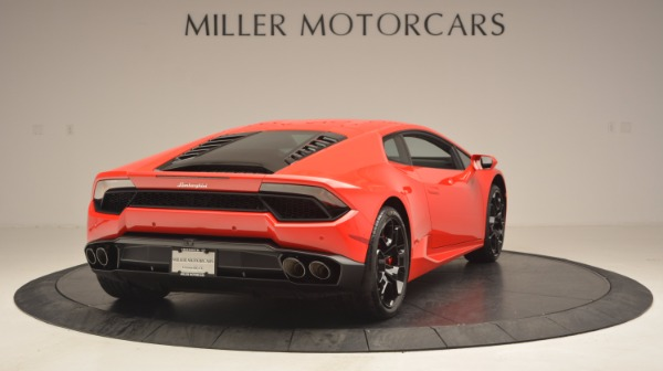 Used 2016 Lamborghini Huracan LP 580-2 for sale Sold at Aston Martin of Greenwich in Greenwich CT 06830 7