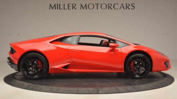 Used 2016 Lamborghini Huracan LP 580-2 for sale Sold at Aston Martin of Greenwich in Greenwich CT 06830 9