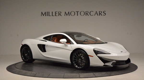 Used 2017 McLaren 570GT for sale Sold at Aston Martin of Greenwich in Greenwich CT 06830 10