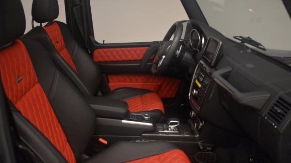 Used 2016 Mercedes Benz G-Class G 63 AMG for sale Sold at Aston Martin of Greenwich in Greenwich CT 06830 17