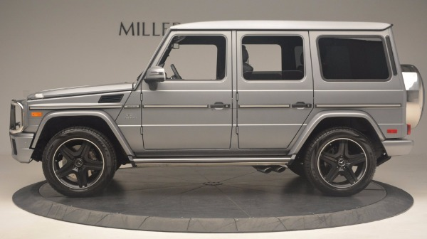 Used 2016 Mercedes Benz G-Class G 63 AMG for sale Sold at Aston Martin of Greenwich in Greenwich CT 06830 3