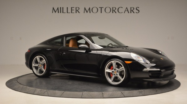 Used 2014 Porsche 911 Carrera 4S for sale Sold at Aston Martin of Greenwich in Greenwich CT 06830 10